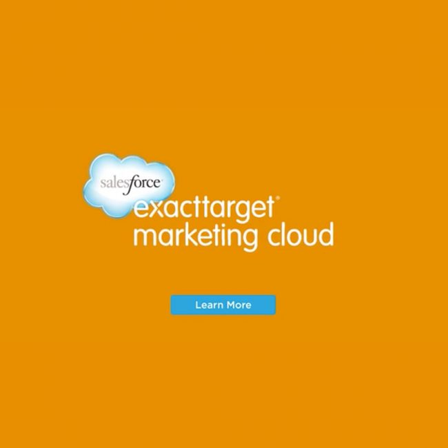 Salesforce ExactTarget Marketing Cloud Video by CoCreate Films